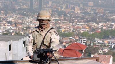 """Tijuana, la frontera más codiciada por """"El Mencho"""""""
