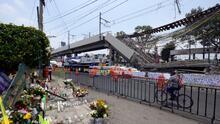 Mujer que perdió a su hijo en la tragedia del metro de Ciudad de México presentará una demanda por homicidio