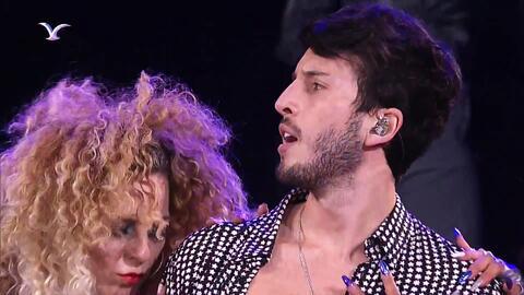 'Sutra' retumbó en Viña del Mar: de esta manera Sebastián Yatra debutó en el festival