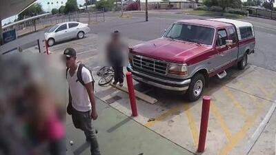 Caso pendiente: buscan a un sospechoso de robar la tienda en una gasolinera y golpear a un guardia