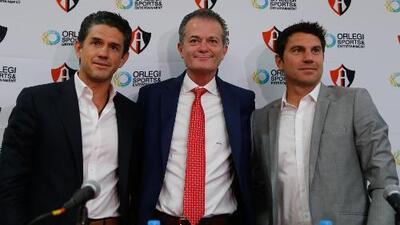 Atlas nombró a Pedro Portilla como su nuevo Presidente Deportivo