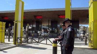 Preocupación en cruces con Canadá debido al número de agentes que están siendo transferidos a la frontera sur