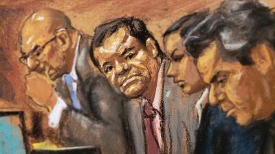Varias novias, 50 guardias de seguridad y 7 empleadas domésticas: relato de un testigo sobre 'El Chapo'