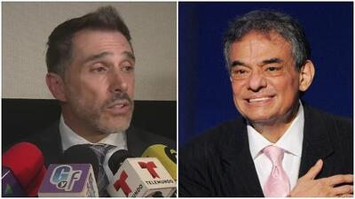 Sergio Mayer explica en detalle de qué trató la propuesta de negocio que le hizo en vida a José José