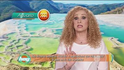 Mizada Acuario 20 de junio de 2017
