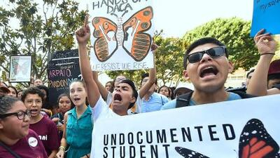 Trump terminates DACA program that protects Dreamers, urges Congress to pass legislation