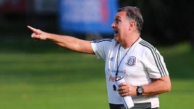 """Gerardo Martino: """"Nosotros veríamos con buenos ojos participar en la Copa América"""""""