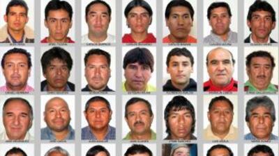 La historia de los 33 mineros que apasionó al mundo