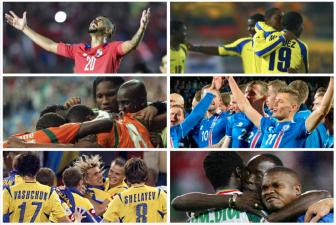Panamá, Islandia y los debutantes de los últimos cinco Mundiales