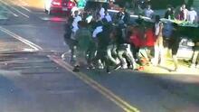 Video: Ataque de pandillas deja a hombre en estado crítico con lesión cerebral en Yonkers