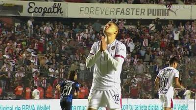 ¡Preocupación! La sensación que hay en Chivas luego del empate frente a Querétaro