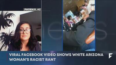 Interview: Arizona woman reacts to racist rant