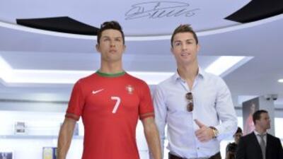 Cristiano Ronaldo: ''Si el Balón de Oro viene, tengo espacio (en mi museo)''