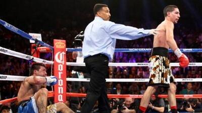 Danny García derrotó a Lucas Matthysse en una gran pelea para retener el campeonato