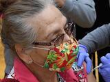 'Proyecto Abuelita' ayudará a ancianos latinos de Kern en vacunación contra el coronavirus