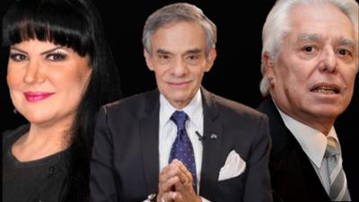 Alejandra Ávalos sabe qué le pasó a la voz de José José y se lo deja bien claro a Enrique Guzmán