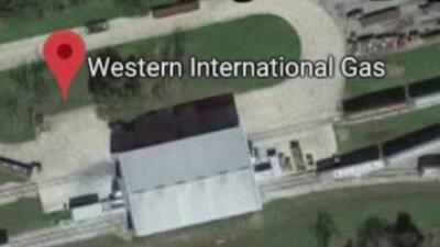 Reportan explosiones en una planta de gas en Texas