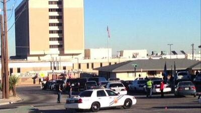 Reportan tiroteo en hospital de veteranos en Texas