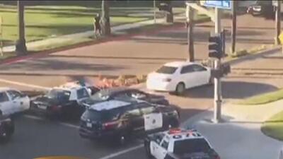 Sospechoso de tiroteo en una fiesta en San Diego habría llamado a su exnovia para que escuchara los disparos