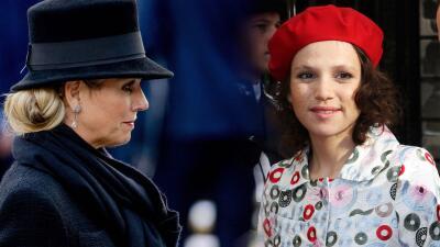 Triste y consternada la argentina reina Máxima por el presunto suicidio de su hermana Inés