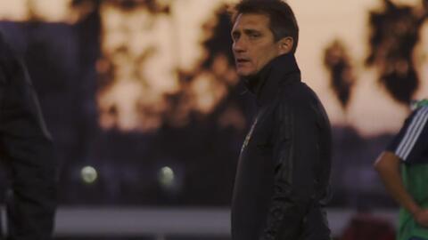 """Para el 'mellizo' Barros Schelotto el éxito del Galaxy se debe a """"jugar igual siempre"""""""