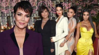 Kris Jenner dice qué le avergüenza cuando ve capítulos viejos del 'reality' show de su familia