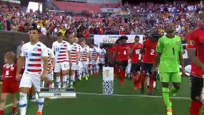 Estados Unidos vs. Trinidad y Tobago