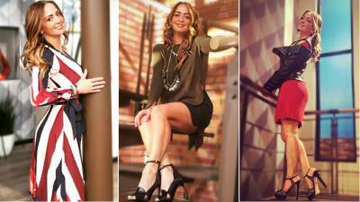 Los mejores looks otoñales de Andrea Legarreta en 16 fotos