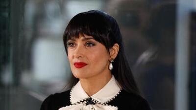 La hija de Salma Hayek planeaba ir al concierto de Ariana Grande cancelado tras la tragedia de Manchester