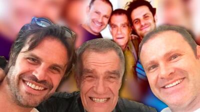 A Alan Tacher le invade la nostalgia a unos días del aniversario luctuoso de su papá