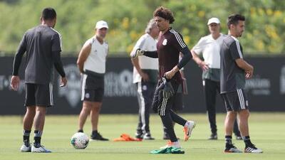 Martino tiene casi listo el once que arrancará ante Costa Rica