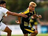 Armando Moreno se decanta por El Salvador y no por México ni Team USA