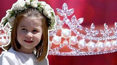 La princesita Charlotte podría heredar un título al llegar a la mayoría de edad (te decimos cuál es)
