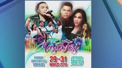 Musicfest de música cristiana este 29 y 31 de marzo