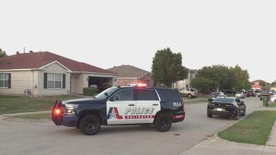 Investigan dos incidentes aislados en Arlington que dejaron a un niño y una niña con heridas de bala