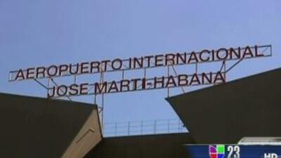 Cambio de aduanas en Cuba