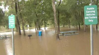 Comunidad de League City se encuentra bajo alerta marina emitida por el Servicio Nacional de Meteorología