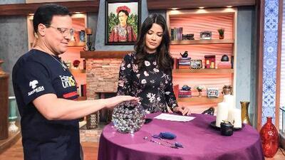 Detrás de cámaras: Ana Patricia y Raúl González revelan si son supersticiosos