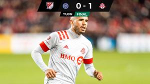 Pozuelo frotó la lámpara nuevamente frente a NYCFC y Toronto se quedó con el triunfo.
