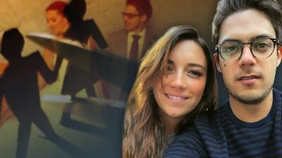 A menos de un año de casada, aseguran que Regina Blandón ya se separó