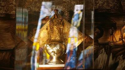 Realizan en Miami novena en honor a la Virgen de laCaridad del Cobre, la Patrona de Cuba