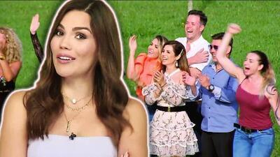 Karina Banda te presenta las reacciones de varios 'Inseparables' tras el estreno del reality