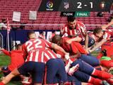 El Atlético de Madrid está a una victoria de ganar LaLiga tras vencer al Osasuna
