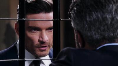 Carlos defenderá a Alan sin saber que sí asesinó al abogado Téllez