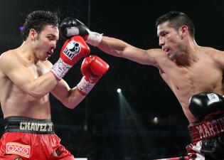 En fotos: 4 victorias y 2 derrotas en los últimos combates de Chávez Jr. previo al duelo con 'Canelo'