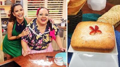 Ana hizo un desastre en la cocina preparando esta Quesadilla Guatemalteca de Doña Rome