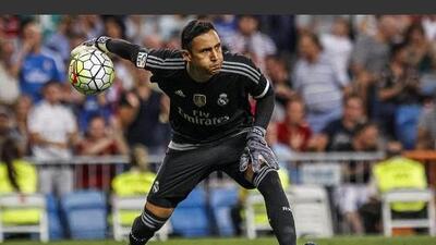 Con Keylor Navas y Gareth Bale, el Real Madrid arrancó su pretemporada