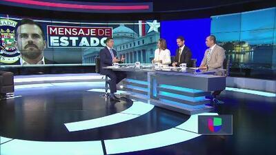 Análisis del mensaje de estado de situación del gobernador Ricardo Roselló