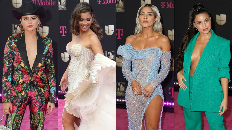 Las 8 Mujeres Mejor Vestidas De Premio Lo Nuestro 2020 Y Dos Hombres Premio Lo Nuestro Univision