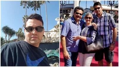 """Le rogué que no le disparara a mi hijo"": padre del hombre que murió en tiroteo en Costco de Corona"